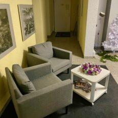 IDK Lounge