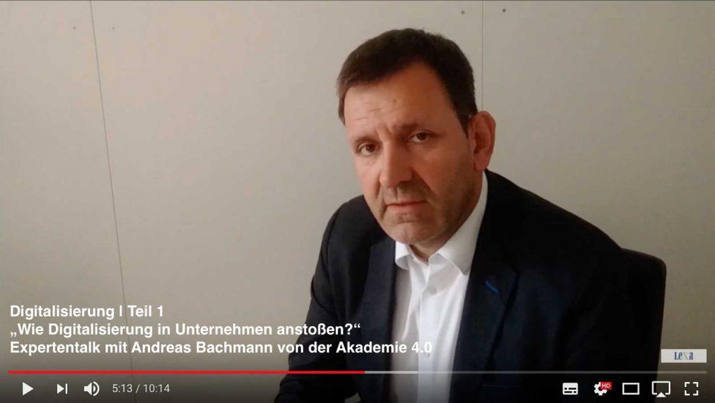 Andreas Bachmann Digitalisierung