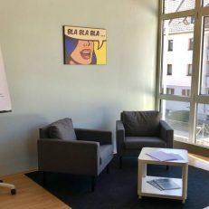 weXelerate Büroraum