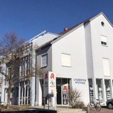 weXelerate Bürogebäude