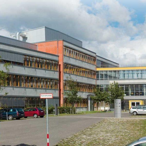 IGZ Gebäude